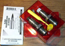Lee Pacesetter 2 Die Set for 25 Win Super Short Magnum (WSSM)   # 90413  New!