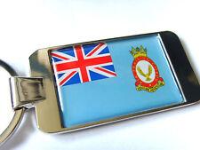 RAF AIR FORCE TRAINING CORPS FLAG KEYRING KEY FOB GIFT