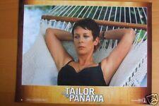 JAMIE LEE CURTIS  LOBBY CARD  THE TAILOR OF PANAMA