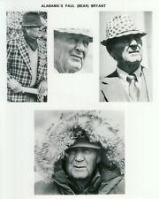 Bear Bryant Original Sport Archive Photo 8x10 Alabama