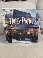 Harry Potter Complete Book Series Special Edition Boxed Set Art Spine 2013 Great