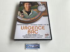 Urgence Bac S (Maths, Physique Chimie, SVT) - PC - FR - Neuf Sous Blister