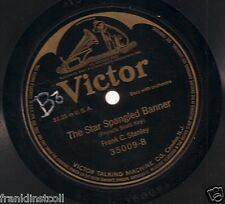 Harry Macdonough, Frank Stanley on 78 rpm Victor 35009