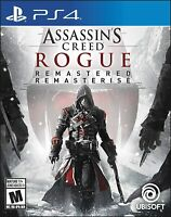 Assassin's Creed Rogue Remastered - Sony PlayStation 4 [AC Franchise, NTSC] NEW