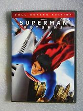 LIKE NEW Superman Returns FF DVD Brandon Routh Kevin Spacey Kate Bosworth BuyNow