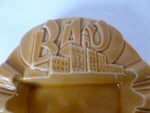Cendrier vintage BAO - Brasserie algérienne Oran - Damour publicité - BE