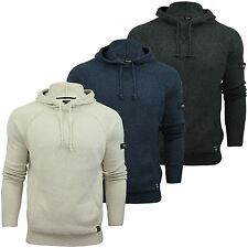 Firetrap Men's No Pattern Cotton Hooded Jumpers & Cardigans