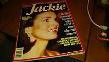 STAR JACKIE KENNEDY ONASSIS SPECIAL MEMORIAL ISSUE OVER 200 PHOTOS