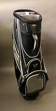 Callaway CHEV18 Cart/Carry Golf Bag Black/White/Gray
