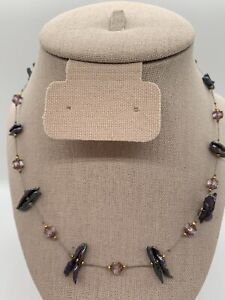 necklace women natural shell beads