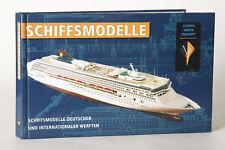 Livre :modèle de Bateau allemand et International Werften (81296)
