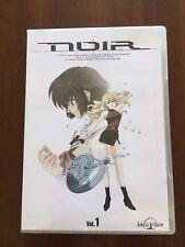 NOIR VOLUMEN 1 - DVD + EXTRAS - 125MIN CAPS 1 A 5 MUY BUEN ESTADO DESCATALOGADO