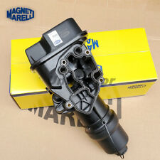 Oil Filter Housing Assembly For VW Eos Golf GTI Audi A3 A4 TT 2.0T 06F115397F