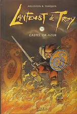 BD  Lanfeust de Troy  T.3  Castel Or-Azur - E.O.. 1996  TBE  - Tarquin