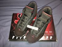 2008 Nike Air Jordan 14 XIV CDP Pinstripe 311832-061 Size 9 1 2 3 4 5 6 7 8 9