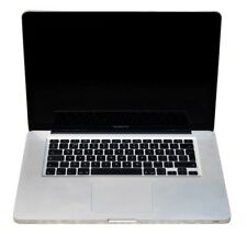 "APPLE MACBOOK PRO (5.3) CORE 2 DUO 2.66GHZ 15"" HDD 320GB RAM 4GB (2009)"