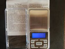 Digital Weighing Scales 0.01g - 200g Jewellery Tool  Mini Pocket Electronic