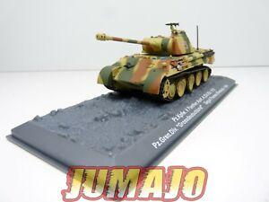 PZ27 Tank militaire 1/72 PANZER Pz. Kpfw V Panther Ausf. A  (Sd.Kfz 171) - 1944