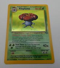 Vileplume - Original Holo - Jungle 15/64 Pokemon R9246
