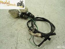 01 Suzuki Bandit GSF1200 1200 REAR TURN SIGNAL LIGHT SET