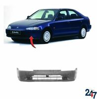 FRONT BARE PLAIN BUMPER COVER 71101-SR4-000ZZ COMPATIBLE WITH HONDA CIVIC 91-95