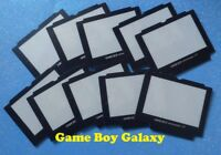 10 NEW Plastic GBA SP SCREENS LENS COVER Nintendo Game Boy Advance SP repair 10x