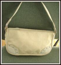 Petit sac Epaule Longchamp Tissu Cuir bag vintage