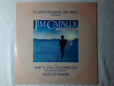 """JIM CAPALDI I'll keep holding on 12"""" ITALY TRAFFIC COME NUOVO LIKE NEW!!!"""