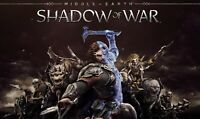Middle-earth: Shadow of War - PC Game Steam Download Key REGION FREE