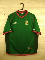 Mexico jersey medium training shirt soccer football Atletica