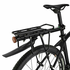 "ROCKBROS bicycle rack with mudguard quick release 24 ""-29"" Max 50KG AU Stock"