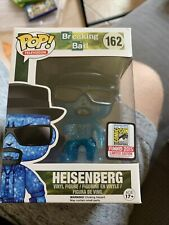 Blue Crystal Heisenberg SDCC 2015 #162 - Breaking Bad Funko Pop Vinyl