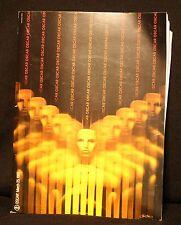 Academy Awards Show Press Kit ~ Whoopi Goldberg Photos~ Oscars ABC ~ 68th ~ 1996