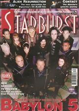 Starburst 230 - Alien Resurrection / Babylon 5 / Star Trek / X-Files - Sci-Fi