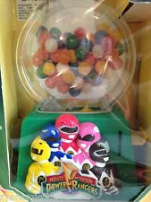 NEW OLD STOCK Mighty Morphin Power Rangers Gum/ Gumball Bank by Janex 1994