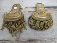 Rare & Historic Pair of Pre-Civil War Epaulettes for a 2nd Cavalry Officer