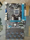 Esonic Gladiator B250 BTC PRO 12 GPU Mining Motherboard Socket 1151 H4 DDR3
