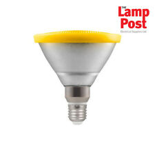 Crompton LED PAR38 13 Watt YELLOW 240 Volt E27 Screw Cap Flood PAR 38