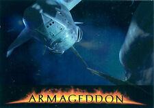Armageddon Movie Foil Card 13