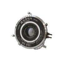 "Vintage Goerz 5"" f/6.8 Dagor Lens in Rapax Shutter - AI"
