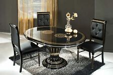 Wood Veneer Traditional Kitchen & Dining Tables