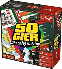 5900511007466 Game Kaleidoscope 50 Games trefl