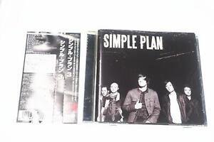 SIMPLE PLAN WPCR-12817 CD JAPAN OBI A14082