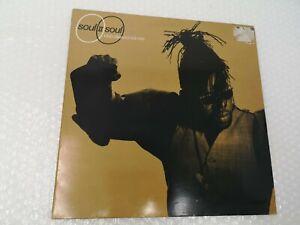Soul II Soul Vinyl LP - Club Classics Vol. 1 1989