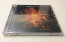 MENUHIN: THE ALBUM NEW CD, Sealed, Free Shipping