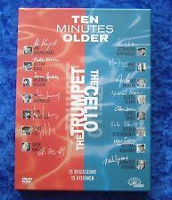 Ten Minutes Older The Cello The Trumpet, 2 DVD Box