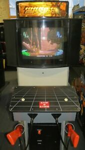 RANGER MISSION 2-PLAYER SHOOTING ARCADE MACHINE Shipping Available
