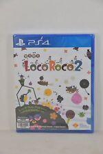New Ps4 LocoRoco 2 Loco Roco Remastered (Hk Chinese/ English 中文)