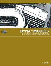 Harley Davidson 2017 Dyna Models Service & Electrical Diagnostic Manual