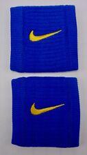 Nike Dri-Fit Reveal Wristbands Rush Blue/Amarillo Men's Women's